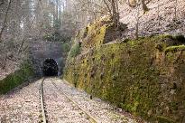 Bahnstrecke Landpension Villa Dominikus